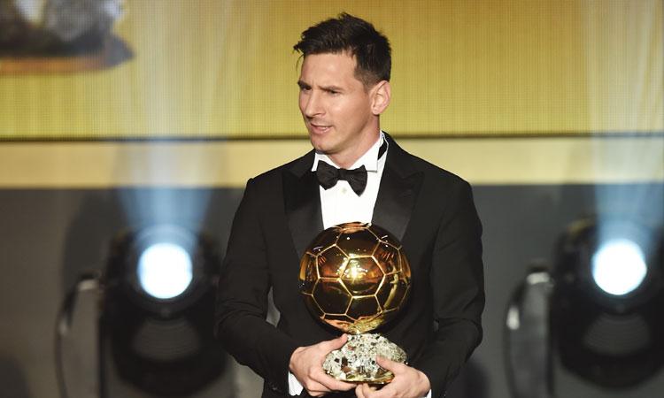 Leonel Messi uno más de los conspiradores de la FIFA