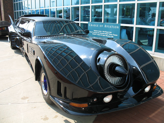 This Batmobile Limousine