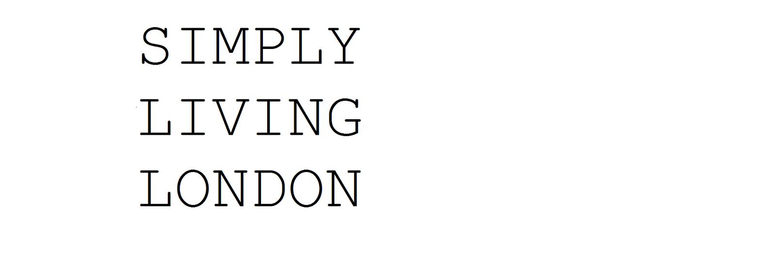 SIMPLY LIVING LONDON