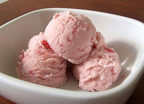 ... Acres Homestead: Homemade Convenience Foods: Strawberry Ice Cream
