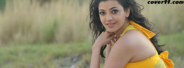 Kajal Agarwal Latest photos for Facebook Covers