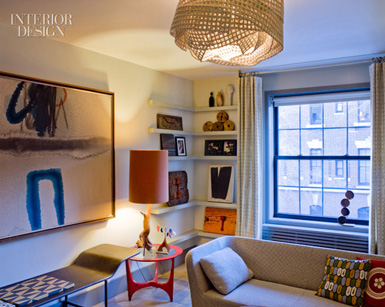 Belle maison home tour bright happy brooklyn living for Belle maison interieur design