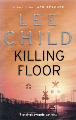 Journal Of A Bookworm Review Killing Floor By Lee Child