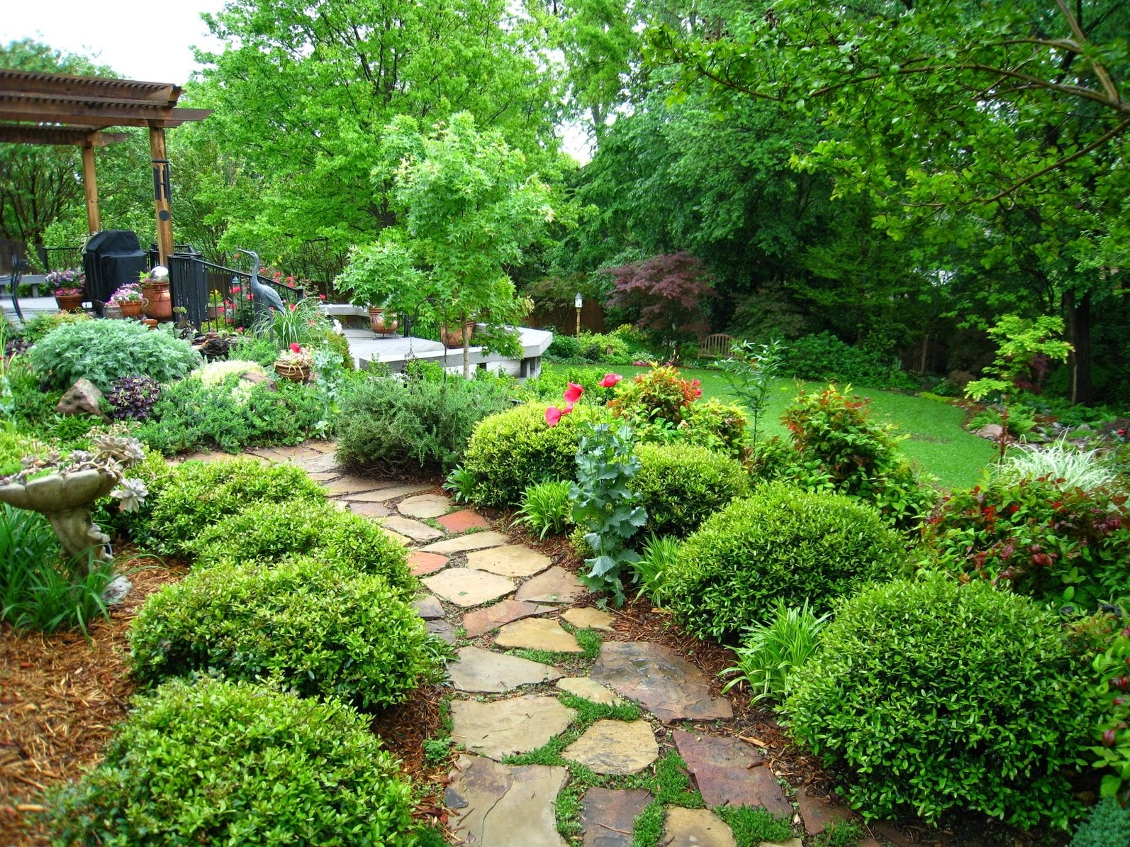 Beautiful Backyard Decorating Ideas