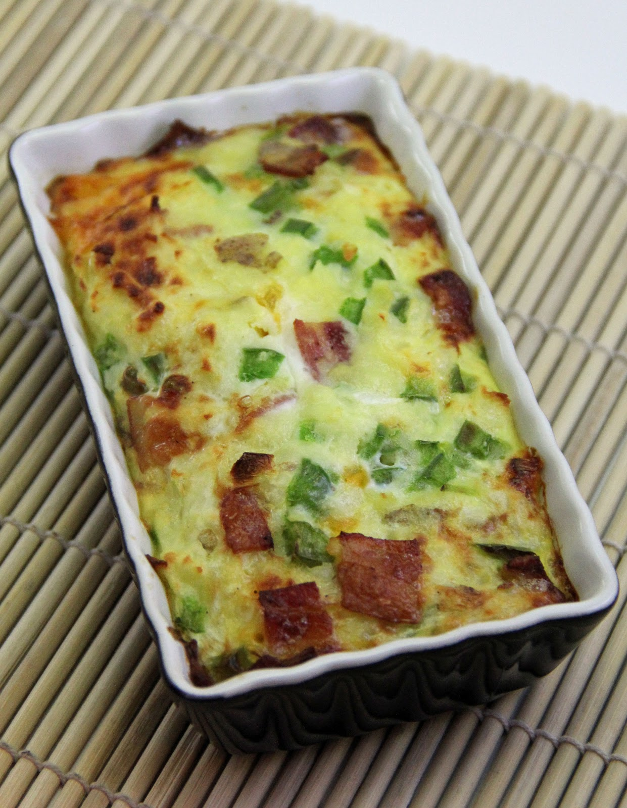 Jo and Sue: Potato Bacon Casserole (Single Serving)