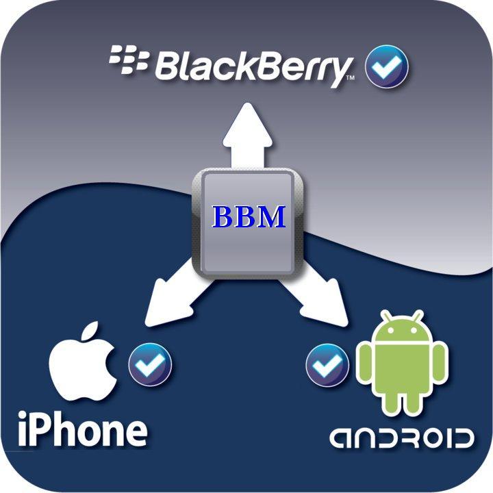 Beberapa waktu lalu CEO BlackBerry, Thorsten Heins, mengatakan, BBM ...