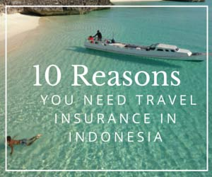 Do You Have Insurance in Indonesia?