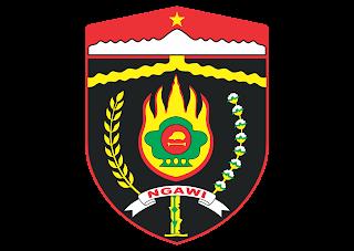 download Kabupaten Ngawi Logo Vector