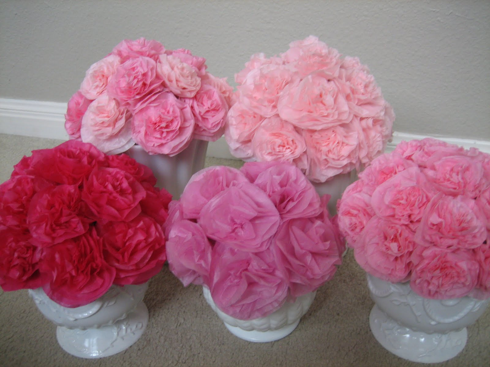 Miss Charming Guest Post Carnation Tutorial