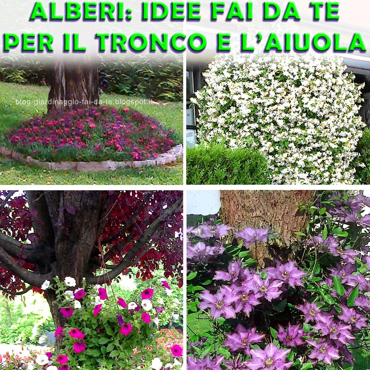 Giardinaggio idee originali fai da te sogno immagine for Idee per abbellire il giardino