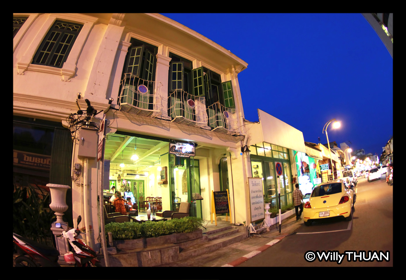 One Chun Restaurant in Phuket Town