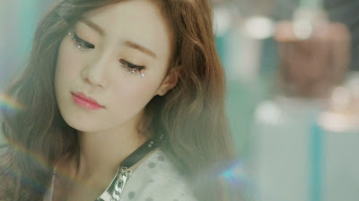 Kara Youngji in Cupid Teaser