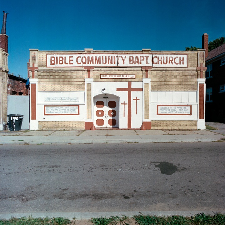 Kevin Bauman. Small Churches
