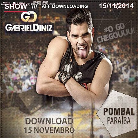 Gabriel Diniz – Pombal – PB – 15.11.2014