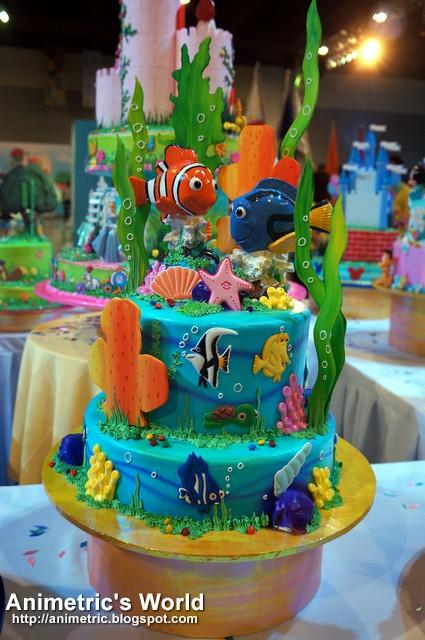 Cake Design Goldilocks : Goldilocks Cake Deco Expo 4 Animetric s World