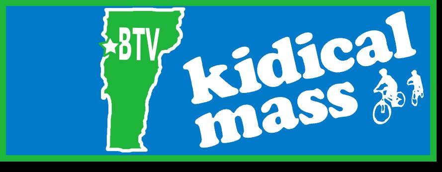 Burlington Vermont Kidical Mass