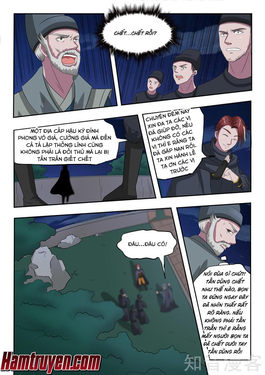 Võ Thần Chúa Tể Chap 148 - Trang 9
