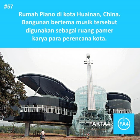 Rumah Piano di China