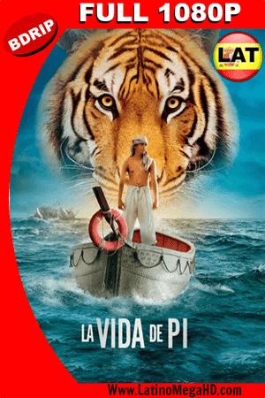 La Vida De Pi: Una Aventura Extraordinaria (2012) Latino Full HD BDRIP 1080p ()
