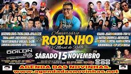 ANIVERSÁRIO DO DJ ROBINHO - ODILON CLUB.