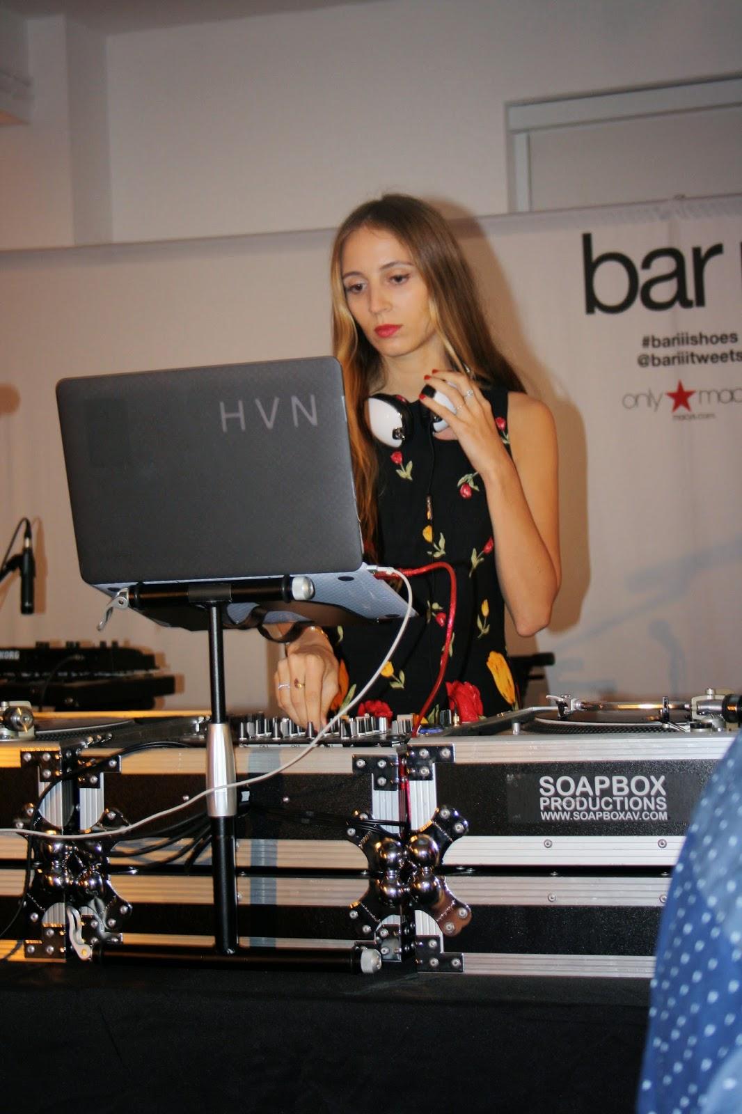 DJ Harley Viera-Newton