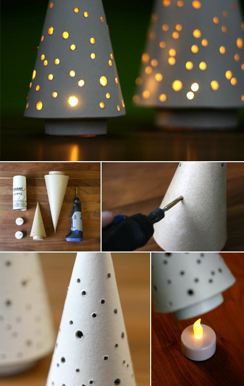 weihnachtsdekoration selber machen and einrichten. Black Bedroom Furniture Sets. Home Design Ideas