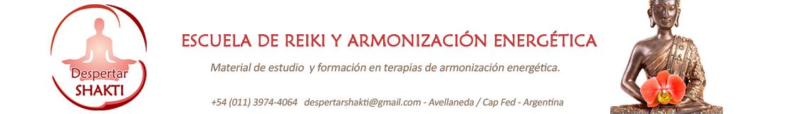 Despertar Shakti - Escuela de Reiki y Armonización Energética