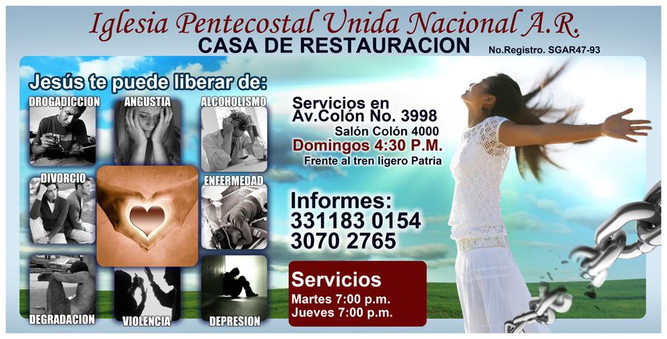 iglesia pentecostal unida nacional Guadalajara