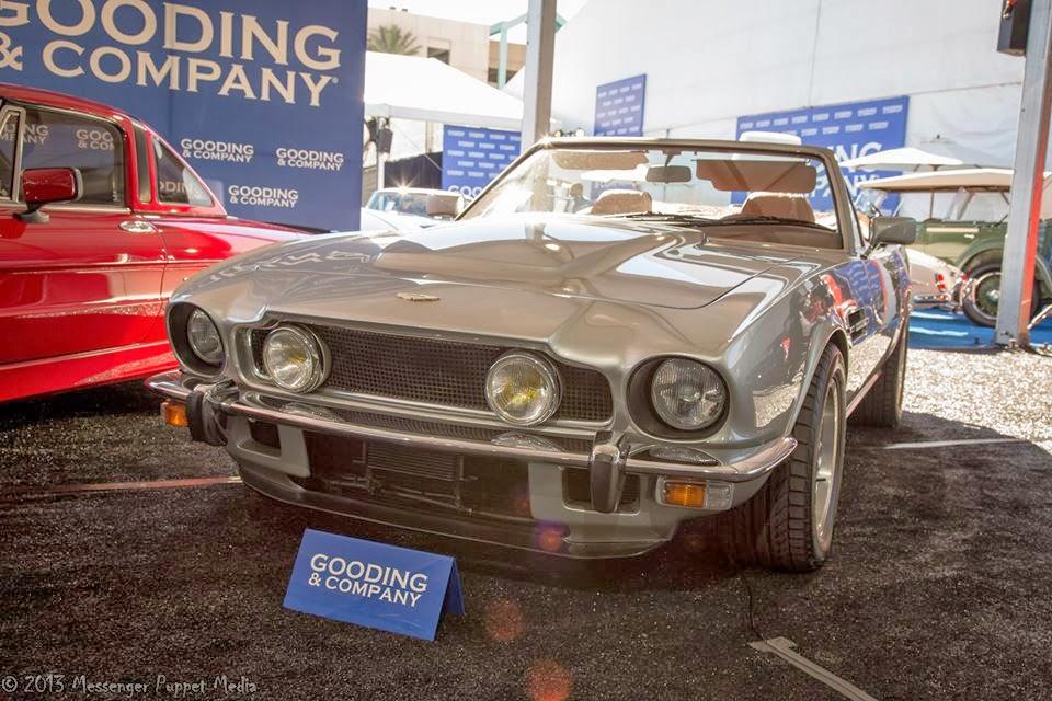 1985 Astom Martin V8 Volante
