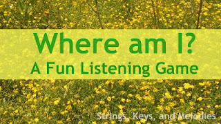 Another Fun Listening Game!  photo