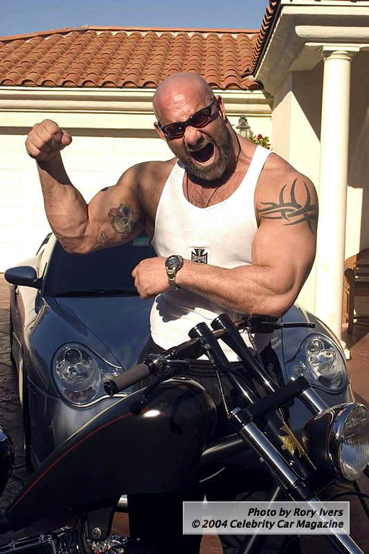 Bill Goldberg Tattoo Bill goldberg tattoos wwe