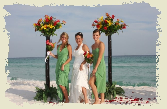 Florida Disneyland Destin Florida Weddings Packages Beach