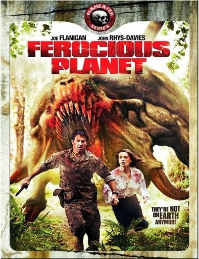 Ver Ferocious Planet Online