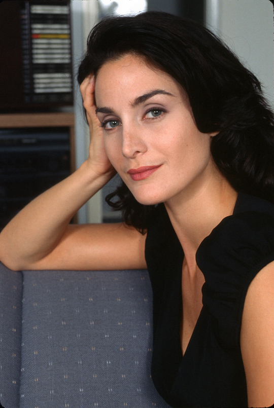 Carrie moss mp4 galleries 17