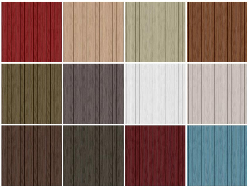 Garten moy bardage verticale a claire for Vertical wood siding options