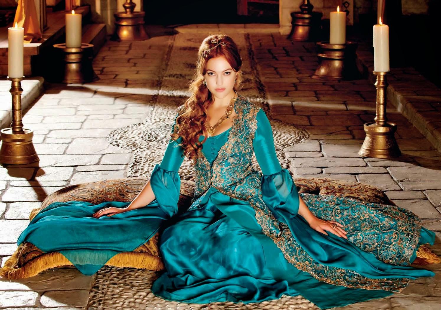 Hurrem Sultan Hot Pictures