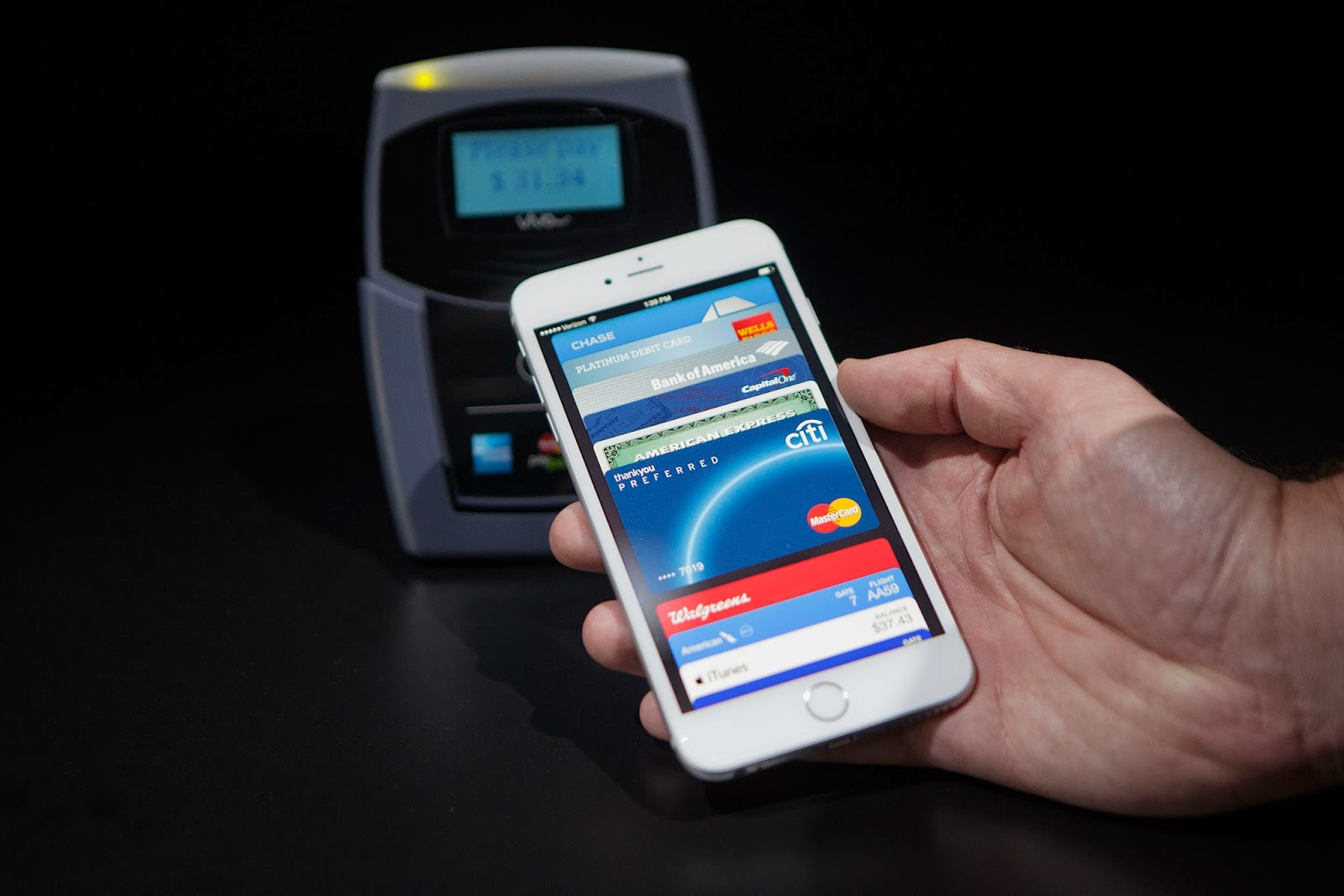 Apple-Pay-Credit-Card-Transaction