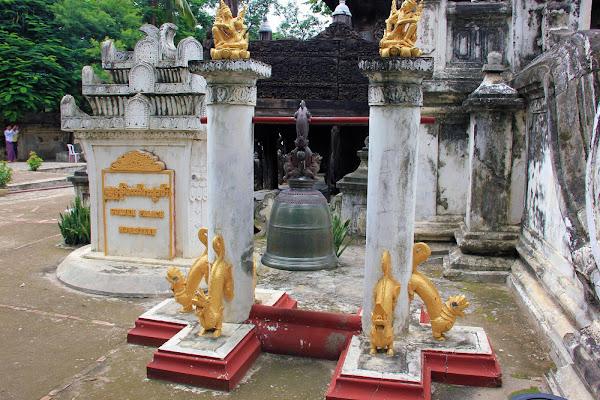 Campana del Monasterio dorado Shwenandaw