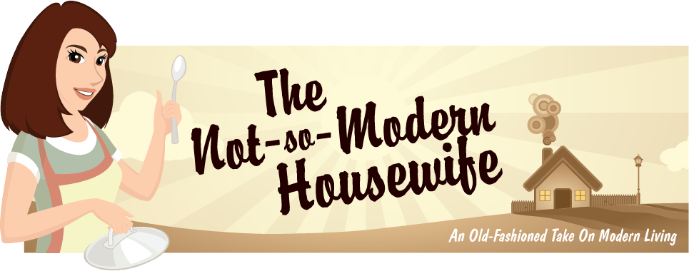 The Not So Modern Housewife
