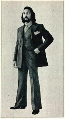 Moda anos 70. História década 70. moda masculina anos 70.
