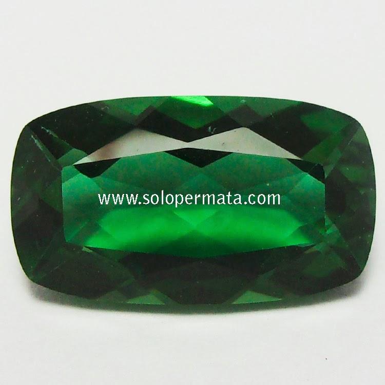 Batu Permata Green Quartz - 02B01
