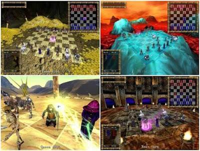 War Chess 3D Game