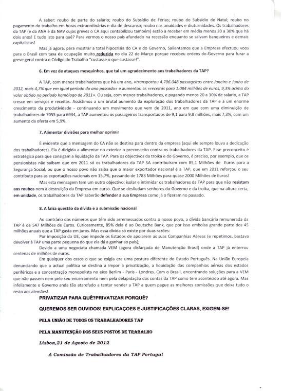 Comunicado 09/2012 (verso)