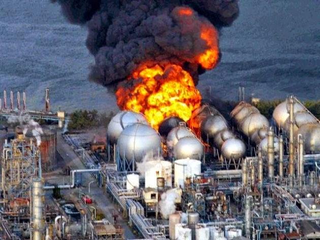 Fukushima Daiichi Nuclear Power Plant - worst nuclear disaster ranked 2nd