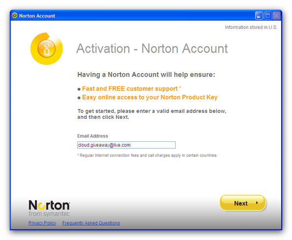 Norton 360 Free Trial for 90 Days/180 Days