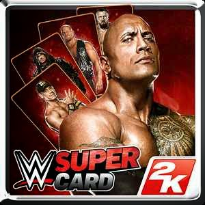 WWE SuperCard Full Apk İndir