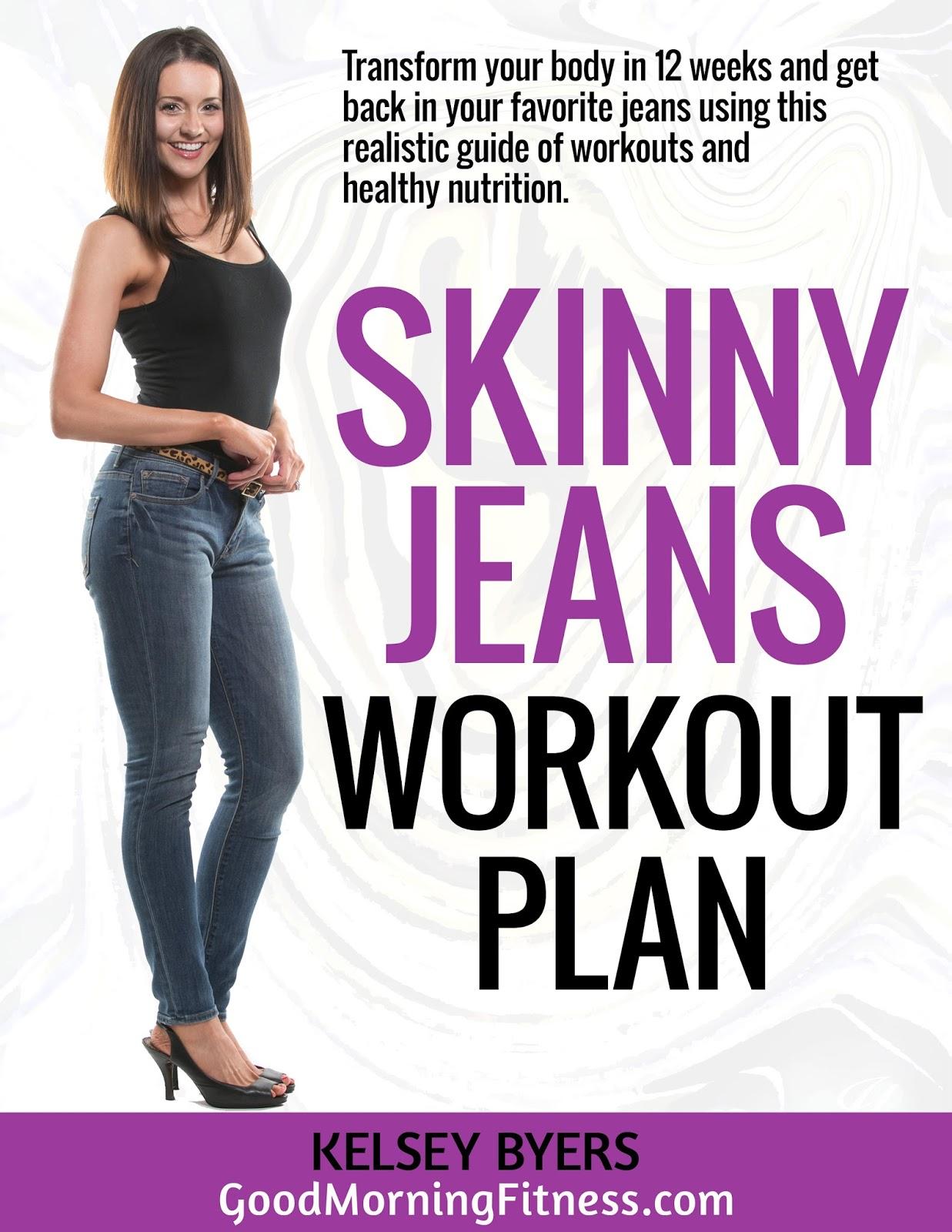 12 Weeks to Skinny Jeans