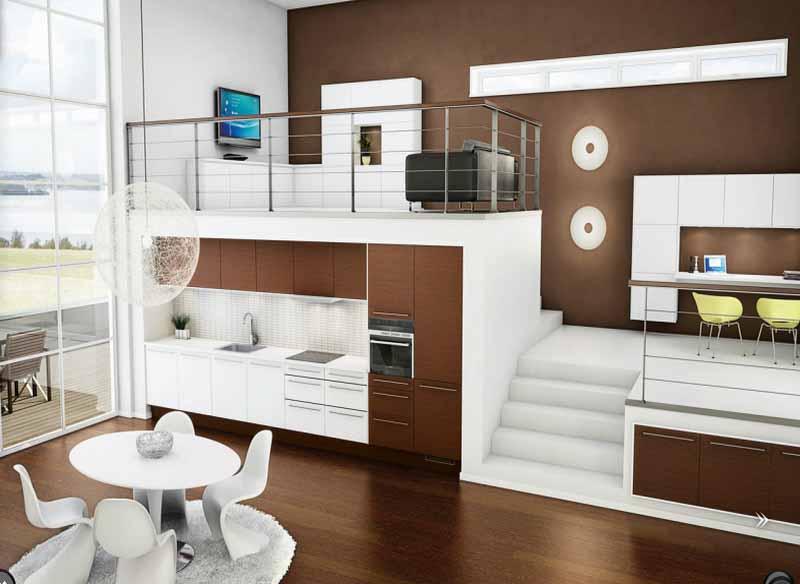 tips merancang ruang dapur rumah minimalis desain rumah 2016