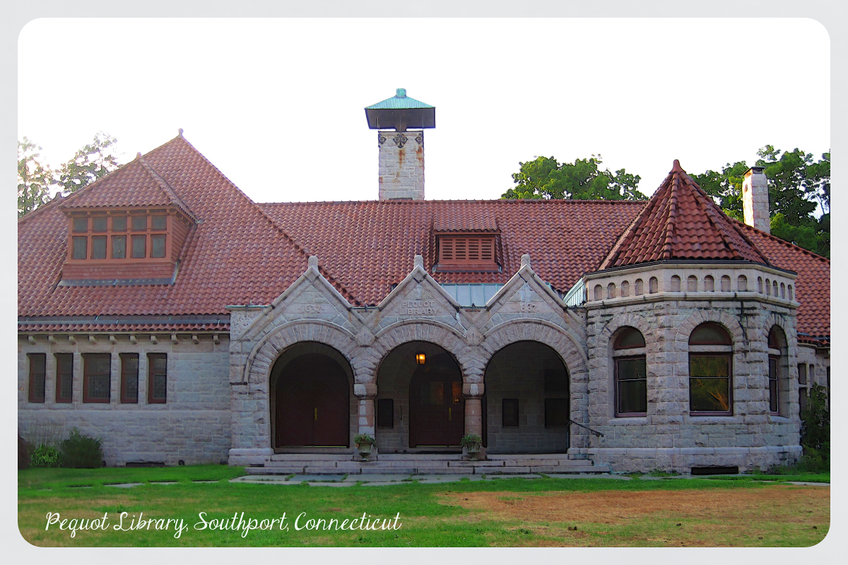 Save Pequot Library!