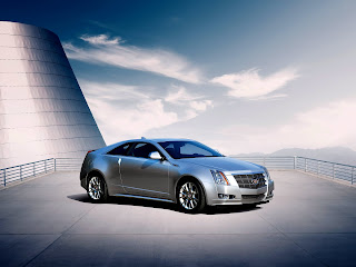 Cadillac CTS 2011 wallpaper